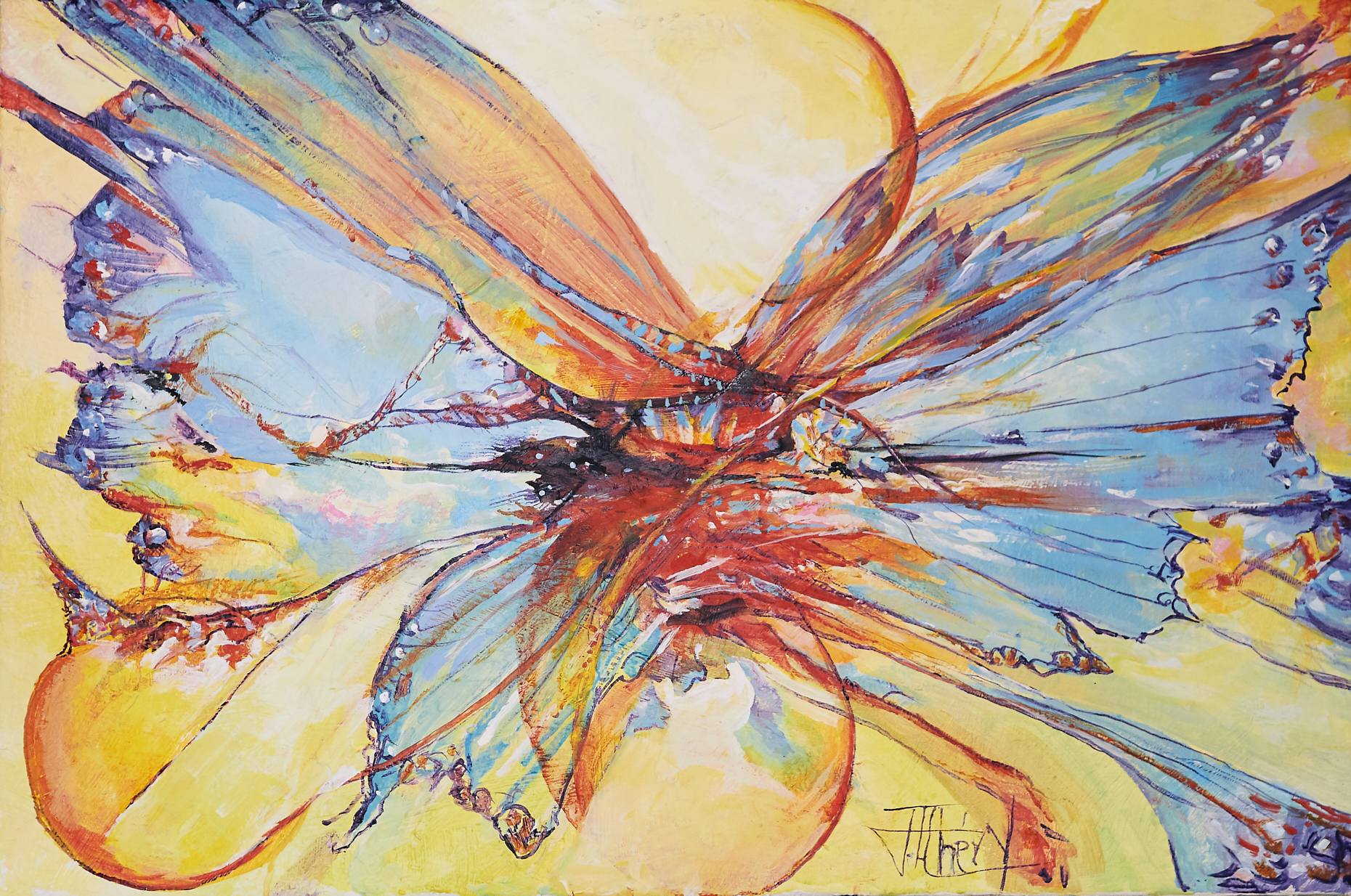 Abstracts_Papillon_20x30