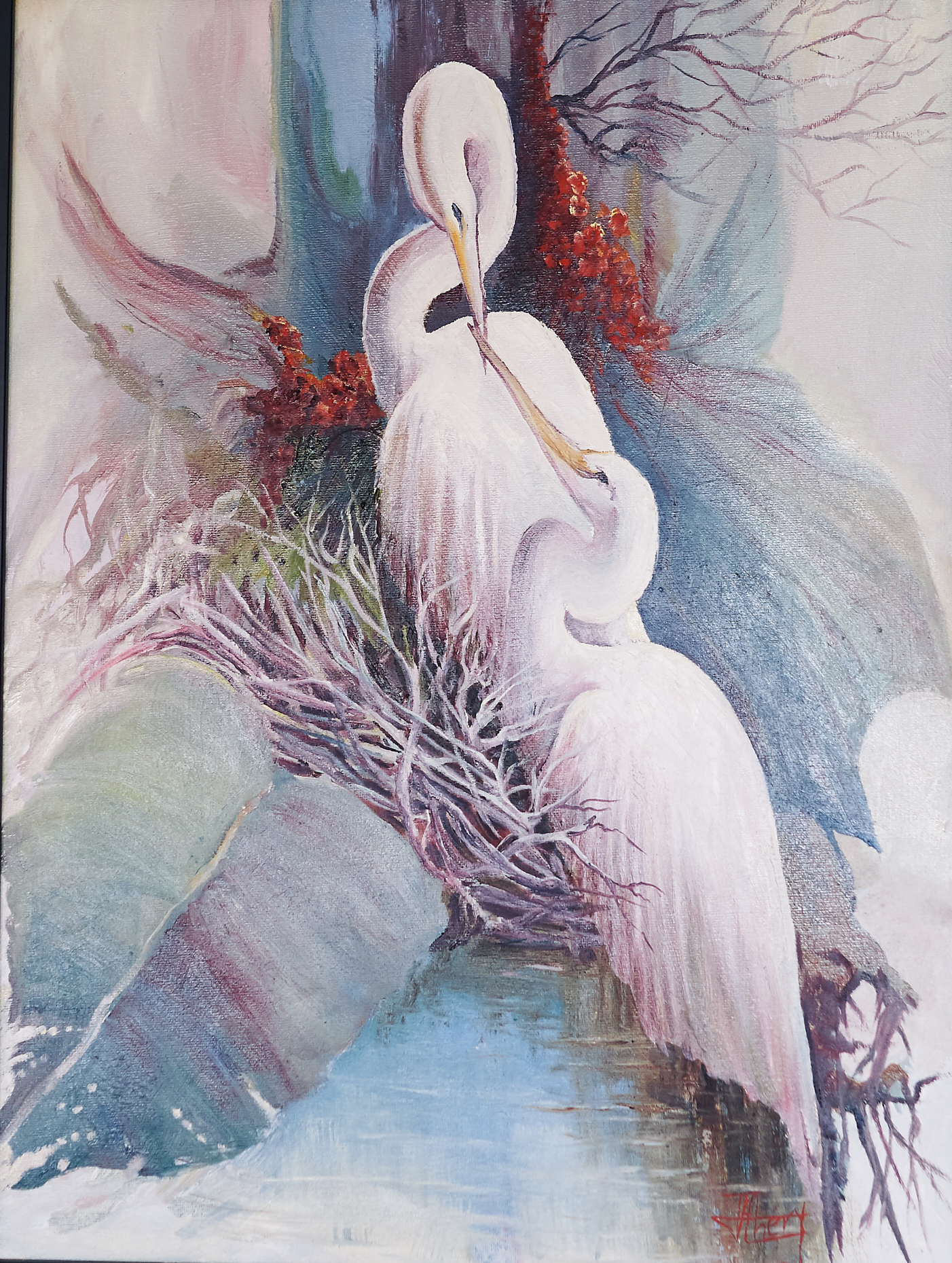 The-Birds_Tender-Affections_18x24